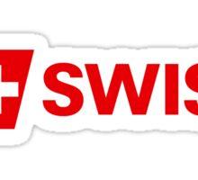 Swiss Int'l Air Lines Sticker