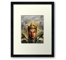 Lord of the Field Framed Print