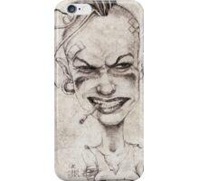 'Tank Girl' by Sheik iPhone Case/Skin