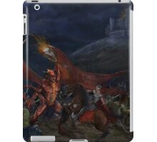 King of the Hill iPad Case/Skin