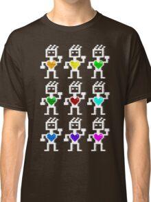 Hearty robots Classic T-Shirt