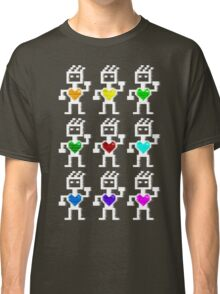 Hearty robots Classic T-Shirt