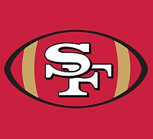 49ers by Cotza