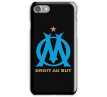 Olympique de Marseille iPhone Case/Skin