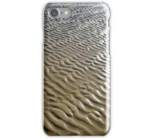 Ripples On North Mission Beach 3 iPhone Case/Skin