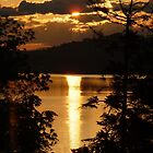 Mill Bay Sunrise by AnnDixon