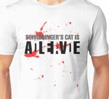 Schrödinger's Cat - Light Colours Unisex T-Shirt