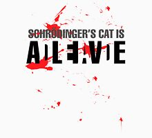 Schrödinger's Cat - Light Colours Unisex T-Shirt