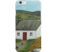Mourne Cottage iPhone Case/Skin