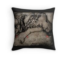 'Turner's Island' official film merchandise Throw Pillow