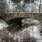 Winter's Bridge by kkphoto1