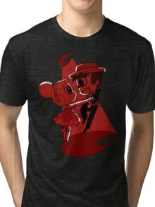 Blood Moon Waltz Tri-blend T-Shirt
