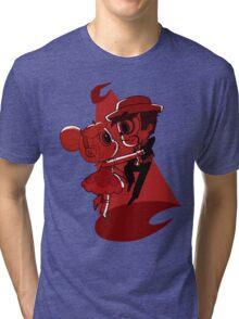 Blood Moon Waltz Tri-blend T-Shirt