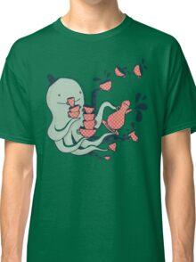 Tea and Tentacles Classic T-Shirt