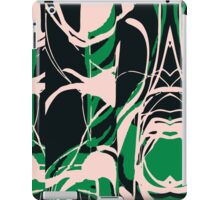 Abstract Splash iPad Case/Skin