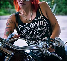 Vicky & Harley by michael-J