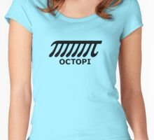 OCTOPI Women's Fitted Scoop T-Shirt