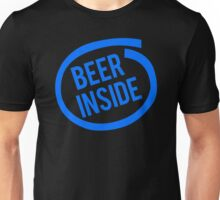 Beer Inside Unisex T-Shirt