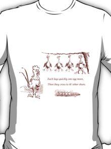 Chicken Dinner - Max and Moritz T-Shirt