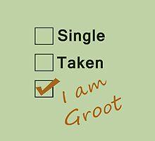 I am Groot by Digitally