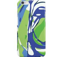 Abstract Splash iPhone Case/Skin