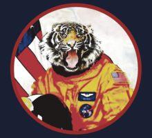Astronaut Tiger by artguy24