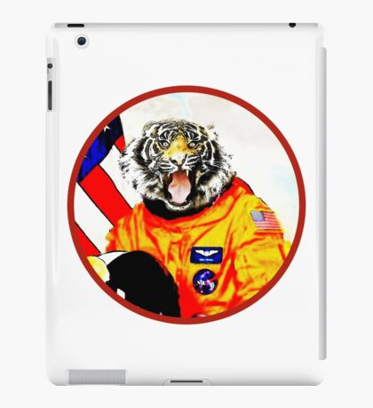 Astronaut Tiger iPad Case/Skin