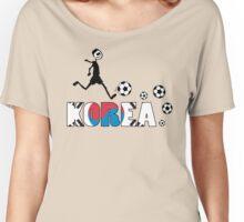 GO GO S.KOREA Women's Relaxed Fit T-Shirt