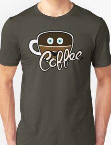 Cute Coffee Addict Unisex T-Shirt