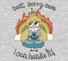 Don't worry mom, I can handle it! One Piece - Long Sleeve
