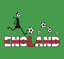 GO GO England One Piece - Short Sleeve