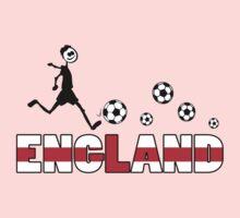 GO GO England One Piece - Long Sleeve