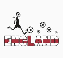 GO GO England One Piece - Short Sleeve