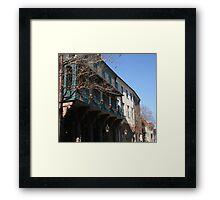 Charleston SC Framed Print