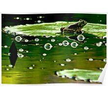 Home in the Frog Pond  Poster