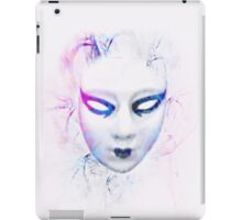 Mask of Lady Eon iPad Case/Skin