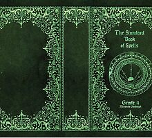 The Standard Book of Spells by SnowFright