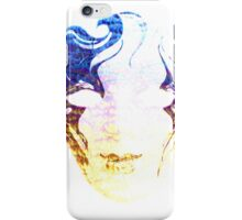 Mask of Lady Ether iPhone Case/Skin