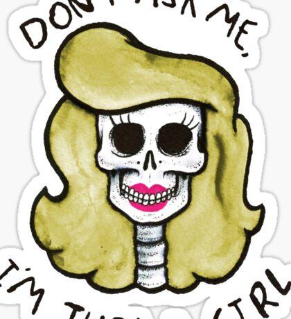 ~*Malibu Stacy*~ Sticker