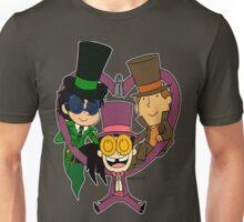 Top Hat Heart Unisex T-Shirt