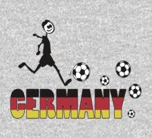 GO GO GERMANY Kids Tee