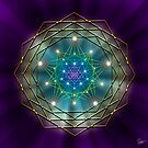 Sacred Geometry 11 by Endre