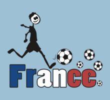 GO GO France Kids Tee
