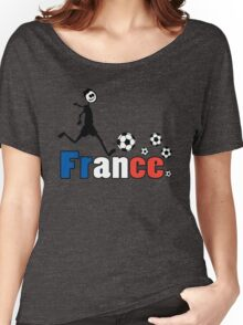 GO GO France Women's Relaxed Fit T-Shirt