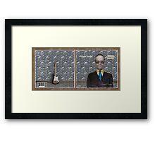 Charlie Hardin Framed Print