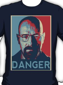 Walter White For President T-Shirt