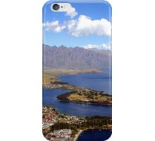 Queenstown, The Remarkables. iPhone Case/Skin