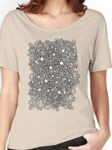 Tangled Up In Bicycles Women's Relaxed Fit T-Shirt