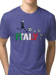 GO GO Italy Tri-blend T-Shirt