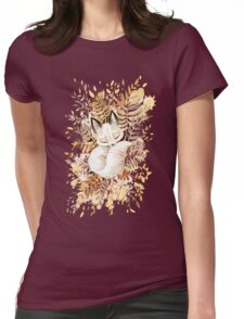 Slumber Womens Fitted T-Shirt